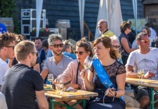 Zeeuwse Wijnfeesten 2017 – De Koning van de Camping